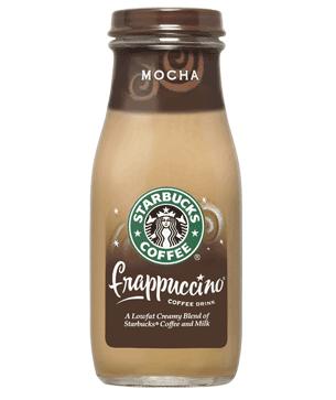 Starbucks Dark Chocolate Mocha Frappuccino