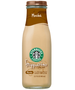 Frappuccino Bottled Drink Ingredients