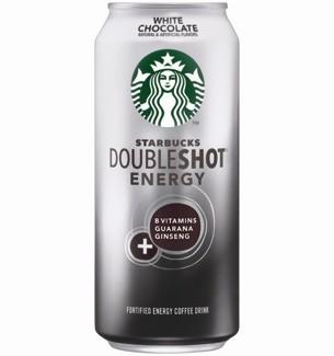 Doubleshot Energy White Chocolate Drink Over Caffeinated