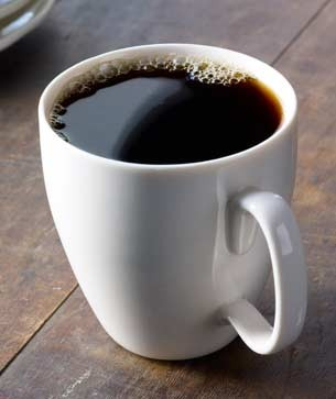 Clover Brewed Coffee Over Caffeinated
