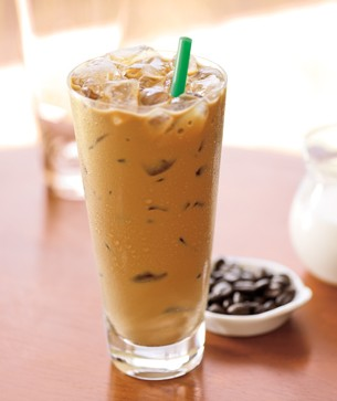 Healing Golden Milk Iced Coffee Latte | kumquat | gluten-free recipes
